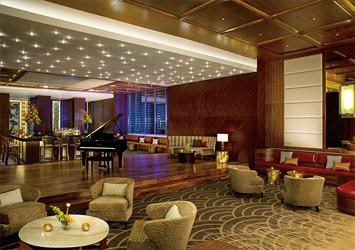 Secrets The Vine Cancun, Mexico piano bar