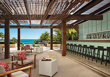 Secrets The Vine Cancun, Mexico beach bar