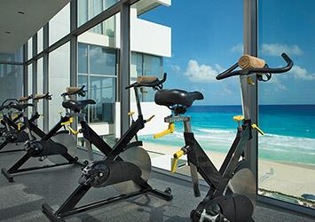 Secrets The Vine Cancun, Mexico gym