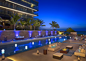 Secrets The Vine Cancun, Mexico pool