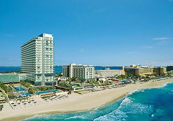 Secrets The Vine Cancun, Mexico beach