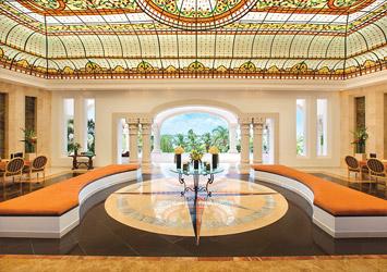 Hyatt Zilara Cancun Cancun, Mexico lobby