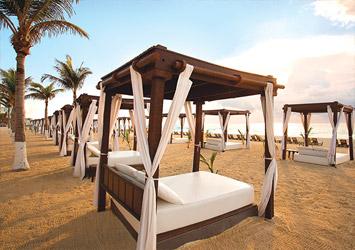 Hyatt Zilara Cancun Cancun, Mexico beach cabana