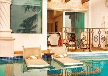 Hyatt Zilara Cancun Cancun, Mexico private pool
