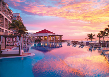 Hyatt Zilara Cancun Cancun, Mexico sunset
