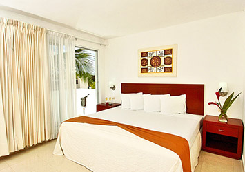 Dos Playas Beach House By Faranda Cancun, Mexico bedroom