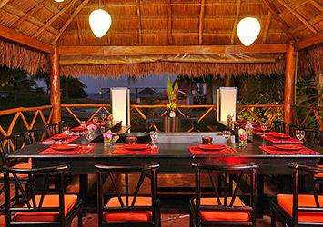 Dos Playas Beach House By Faranda Cancun, Mexico cafe