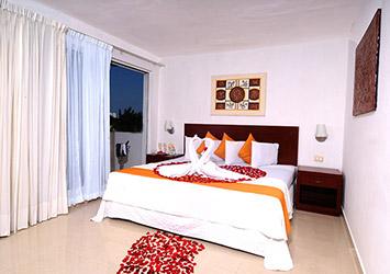 Dos Playas Beach House By Faranda Cancun, Mexico bedroom suite