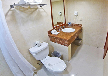 Dos Playas Beach House By Faranda Cancun, Mexico bathroom