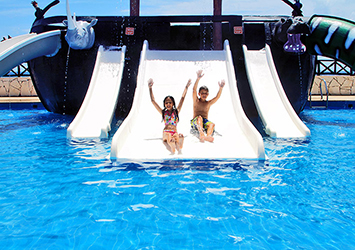 Gr Caribe By Solaris Cancun, Mexico kids pool