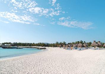Grand Sirenis Riviera Maya Riviera Maya, Mexico beach