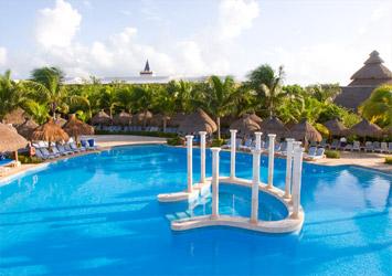 Iberostar Paraiso Beach Riviera Maya, Mexico pool