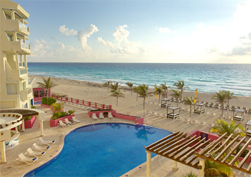 Nyx Hotel Cancun Cancun, Mexico pool