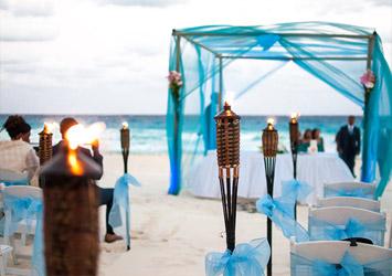 Nyx Hotel Cancun Cancun, Mexico wedding