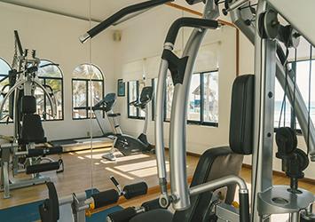 Nyx Hotel Cancun Cancun, Mexico gym