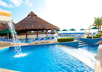 Royal Solaris Cancun Cancun, Mexico pool bar