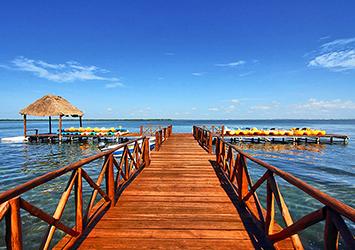 Royal Solaris Cancun Cancun, Mexico docks