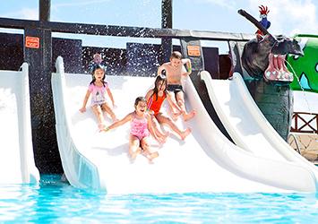 Royal Solaris Cancun Cancun, Mexico kids slide