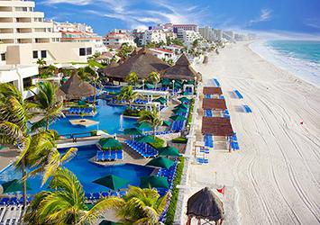 Royal Solaris Cancun Cancun, Mexico beach