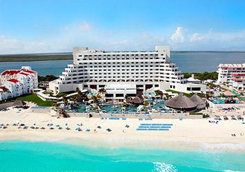 Royal Solaris Cancun Cancun, Mexico beach view