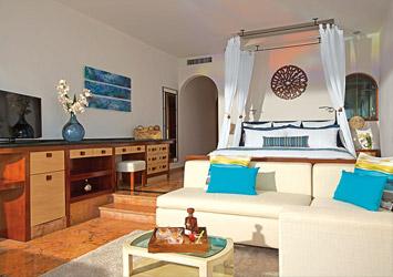 Zoetry Villa Rolandi Isla Mujeres Cancun, Mexico bedroom