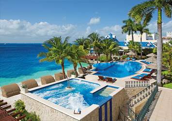 Zoetry Villa Rolandi Isla Mujeres Cancun, Mexico pools