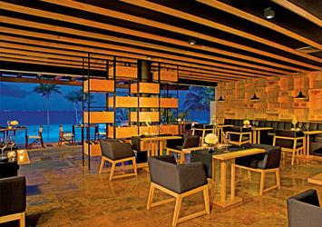 Zoetry Villa Rolandi Isla Mujeres Cancun, Mexico restaurant