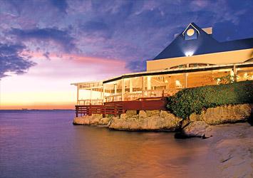 Zoetry Villa Rolandi Isla Mujeres Cancun, Mexico sunset