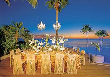 Zoetry Villa Rolandi Isla Mujeres Cancun, Mexico dining