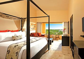 Dreams Puerto Aventuras Resort And Spa Riviera Maya, Mexico  bedroom