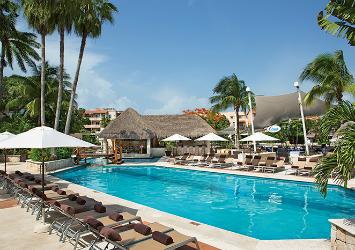 Dreams Puerto Aventuras Resort And Spa Riviera Maya, Mexico pool