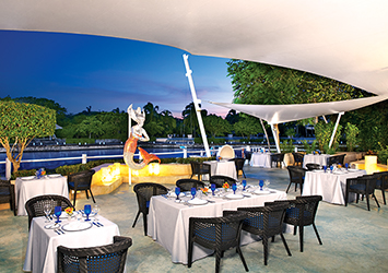 Dreams Puerto Aventuras Resort And Spa Riviera Maya, Mexico dining