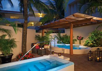 Dreams Puerto Aventuras Resort And Spa Riviera Maya, Mexico spa