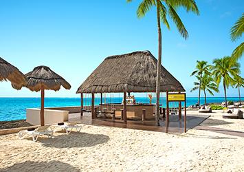Dreams Puerto Aventuras Resort And Spa Riviera Maya, Mexico beach bar