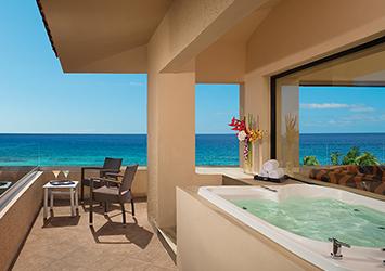 Dreams Puerto Aventuras Resort And Spa Riviera Maya, Mexico jacuzzi