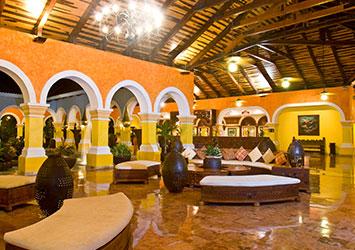 Iberostar Paraiso Beach Riviera Maya, Mexico lobby