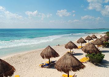 Iberostar Paraiso Beach Riviera Maya, Mexico beach