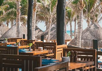 Nyx Hotel Cancun Cancun, Mexico cafe