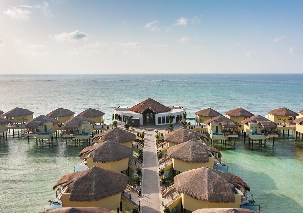 Palafitos Overwater Bungalows By