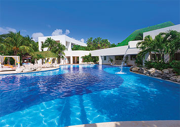 Sunscape Akumal Beach Resort And Spa Riviera Maya, Mexico pool