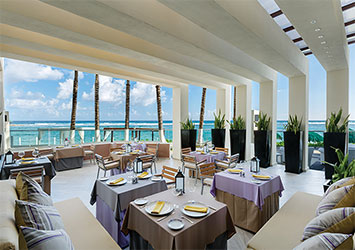 Sunscape Akumal Beach Resort And Spa Riviera Maya, Mexico dining