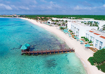Sunscape Akumal Beach Resort And Spa Riviera Maya, Mexico beach