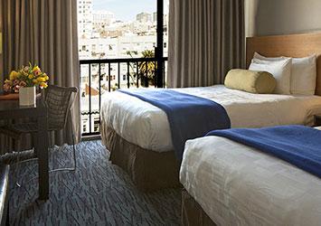 Cova Hotel 3 star San Francisco, United States