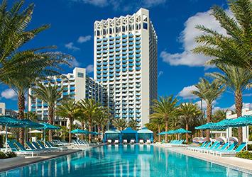 Hilton Orlando Buena Vista Palace 4 star Lake Buena Vista, United States